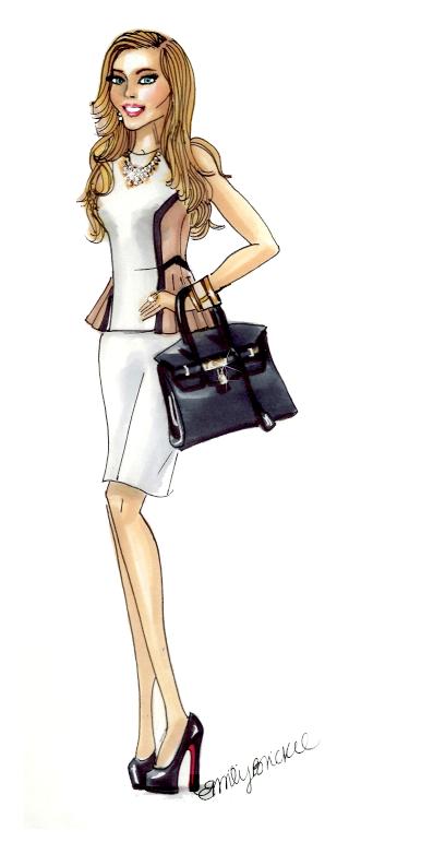 Alicia MacDonald Fashion Blogger